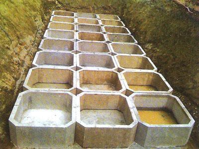 9号30立方混凝土化粪池