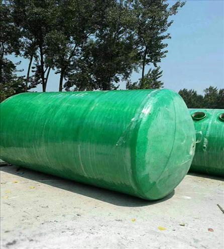 威海玻璃钢化粪池
