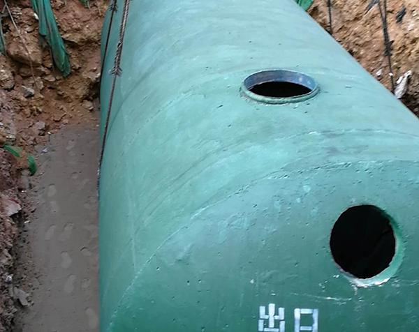 济南钢筋混凝土化粪池价格