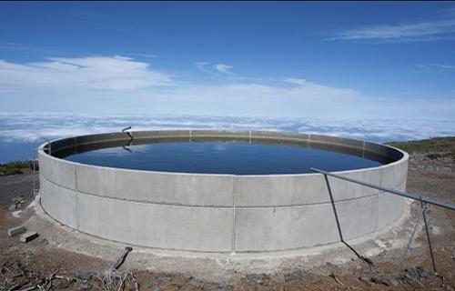 济南钢筋混凝土蓄水池