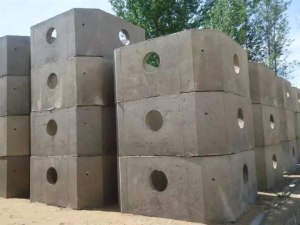 13号100立方混凝土化粪池