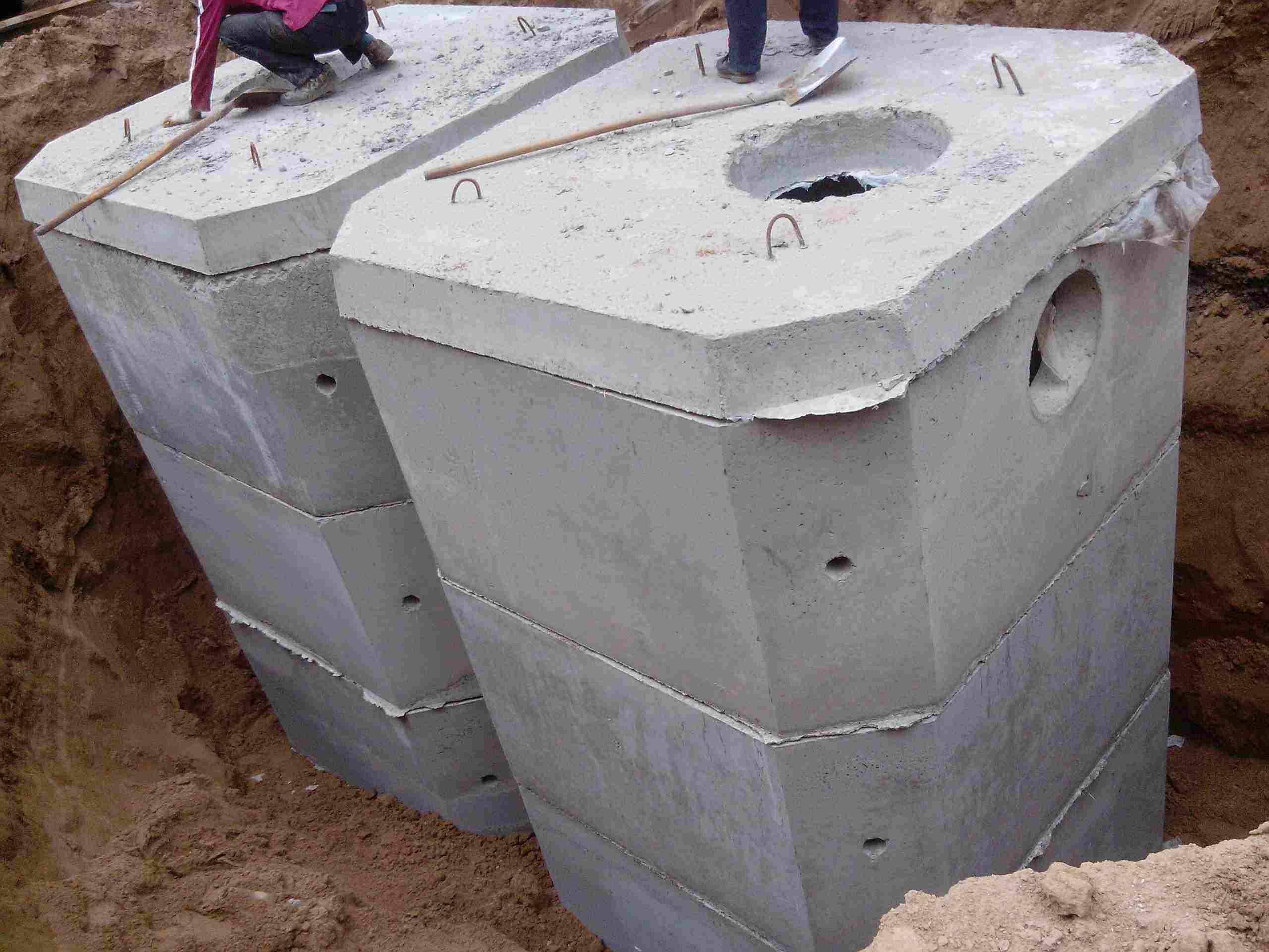 钢筋混凝土化粪池具有哪些优势